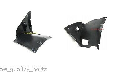 BMW E46 Front Left Right Wheel Arch Liner Side Inner Splash Guard Fender Shield