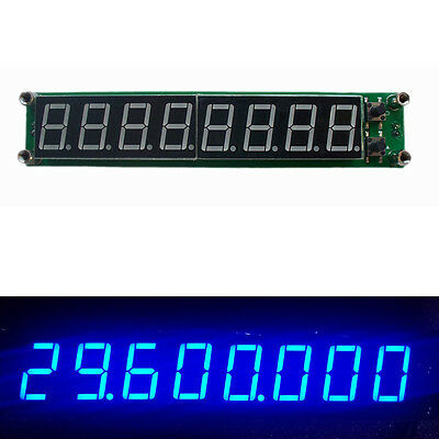 0.1MHz~1000MHz 1GHz RF frequency meter Digital 8LED frequency Counter Tester B-
