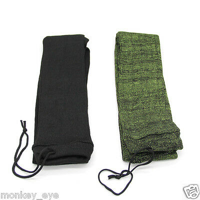 "54"" Gun Sock for Rifle Shotgun soft cotton treated with silicone gun case sleeve"