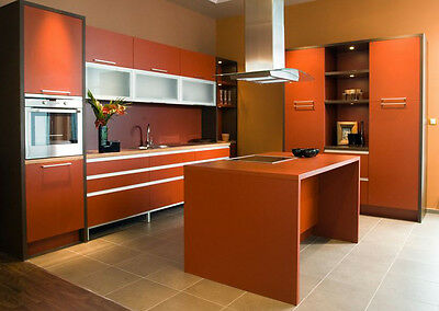 Flat Pack Kitchen Contemporary Complete