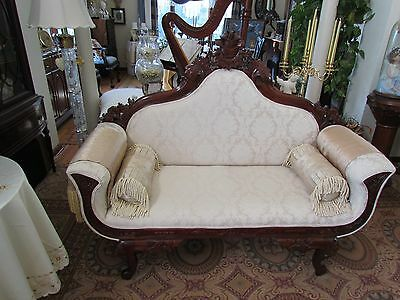 Gorgeous Victorian Setee Reproduction