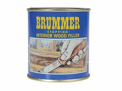Brummer - Yellow Label Interior Stopping Medium Medium Mahogony -
