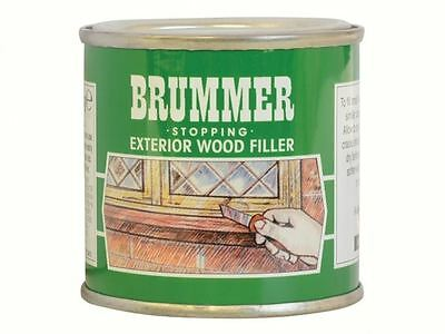 Brummer - Green Label Exterior Stopping Small Natural Oak -