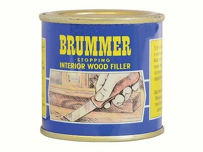 Brummer - Yellow Label Interior Stopping Small Teak -