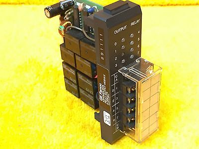 ***perfect*** Ge Fanuc Ic610Mdl180A Relay Output Module 8 Circuits