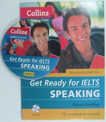Collins English for Exams Get Ready for IELTS SPEAKING PRE-INTERMEDIATE with CD
