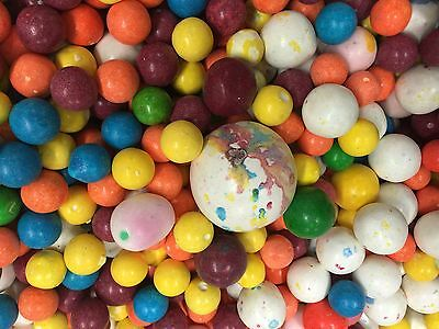 1kg Gobstoppers Assorted Sizes Bulk Lollies - Australian Made