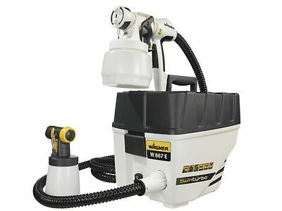 Wagner Spraytech - WallPerfect W867E I-Spray Spraying Kit 615 Watt 240 Volt