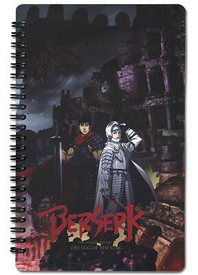 *NEW* Berserk: Key Visual Notebook by GE Animation