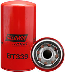 Full-Flow Oil Spin-on replaces Baldwin Filter BT339,
