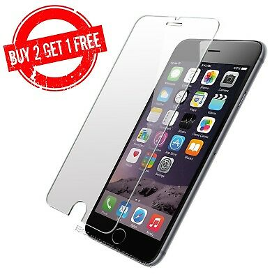iPhone 6/6S High Quality Premium Clear Tempered Glass Screen Protector Canada