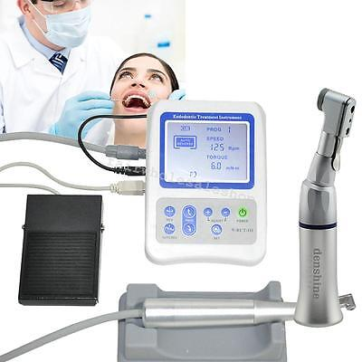 Contra Angle Handpiece Dental Endodontic Root Canal Treatment Endo Motor Finder
