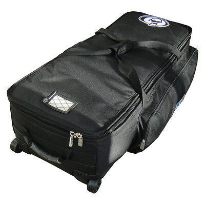 Protection Racket 47in x 18in  x 10in hardware case wheels & retractable handle