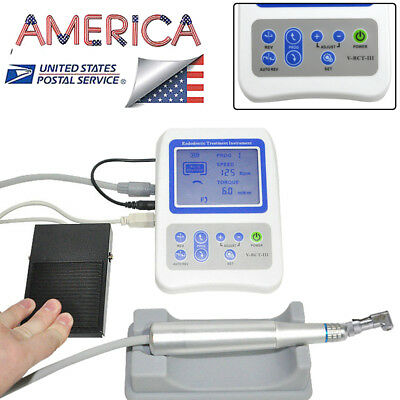 High Quality Combo Root Canal Treatment Endo Motor Endodontics +Contra Angle