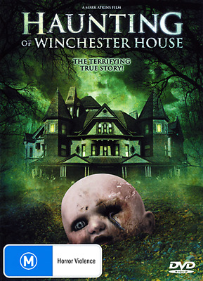 Haunting Of Winchester House - Terrifying True Story Ghost Horror Dvd