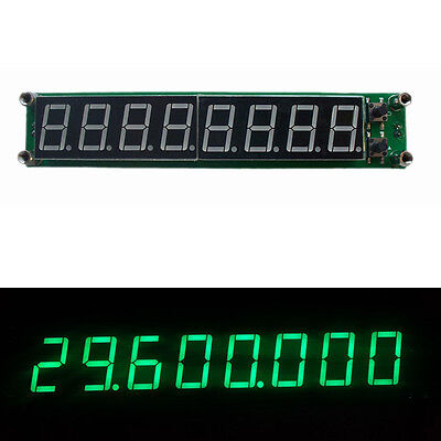 0.1MHz~1000MHz 1GHz RF frequency meter Digital 8LED frequency Counter Tester G-