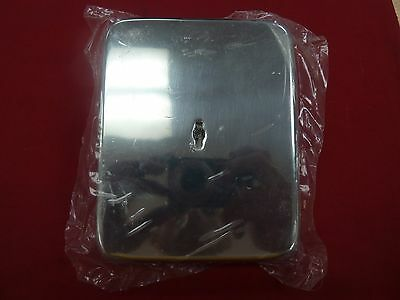 New Stainless Vault Door Western Electric 1C 1D 1D2 AT&T Payphone Pay Phone Bell