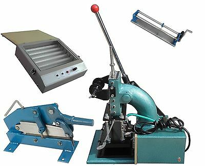 Home Business Hot Foil Stamping Machine Business Card Emboss Gift Card Bronzing