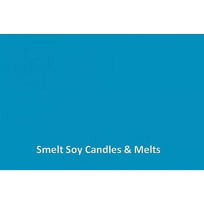 TEAL - Soy Wax Dye Blocks Candle Making Wick Trimmer Holder Fragrance Oils