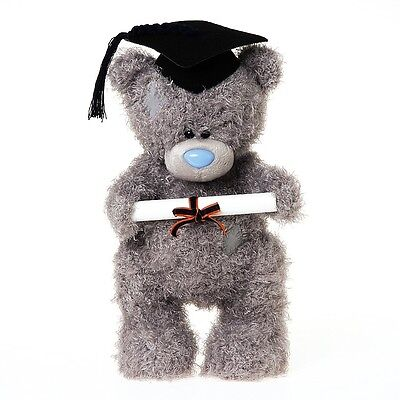 NEW CARTE BLANCHE Tiny Tatty Teddy Bear Me to You 30cm LARGE Graduation Bear