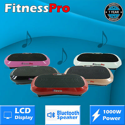 Vibration Platform Plate Power Machine Ultra Thin Slim Fit Trainer Exercise