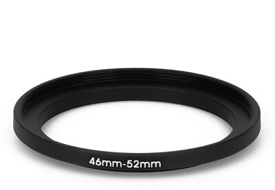 46 mm - 52 mm Filter Adapter Step-Up Adapter Filteradapter Step Up 46-52