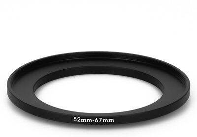 52 mm - 67 mm Filter Adapter Step-Up Adapter Filteradapter Step Up 52-67