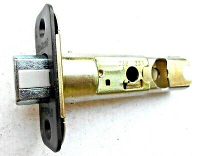 "lot of   100  NEW  KWIKSET  6WAL Adjustable   door Latches 2 3/8""-2 3/4"""