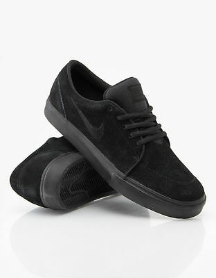 NIKE SB Shoes SATIRE Black / Black  Skate Shoe Skateboard Mens Womens