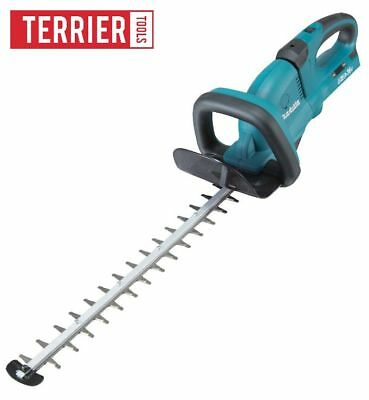 Makita DUH551Z Twin 18V Cordless Hedge Trimmer LXT Body Only