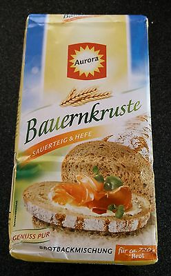 German Wheat/Rye Flour Mix,Tasty Crusty Bread,Ready to use,from Germany, 17oz