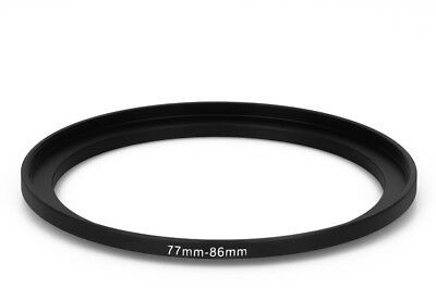 77 mm - 86 mm Filter Adapter Step-Up Adapter Filteradapter Step Up 77-86