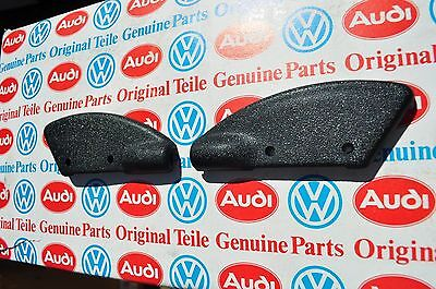 VW MK1 Golf Cabriolet Convertible Top Boot Fastener Cable Covers -NOS!-