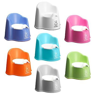 BabyBjorn Lightweight East To Clean Baby / Toddler / Child's Potty Chair