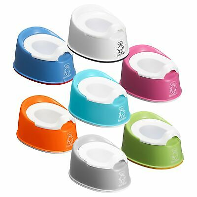BabyBjorn Lightweight Compact Baby / Toddler / Child's Smart Potty