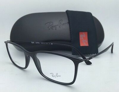 5bd21006f59 NEW RAY-BAN RX-ABLE Eyeglasses TECH RB 8414 2531 55-18 Light Brown ...