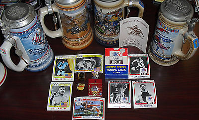1960-92 Winter Summer Olympics HUGE Collectors Lot Steins Litho Pins 1972 Munich