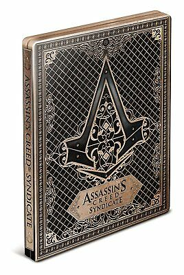 Assassins Creed 6 Syndicate Steelbook | PC PS4 X1 Playstation 4 Xbox One | neu