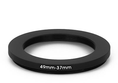 49 mm - 37 mm Filter Adapter Step-Down Adapter Filteradapter Step Down 49-37