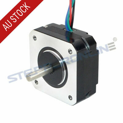 Short Body Nema 17 Stepper Motor Bipolar 1A 13Ncm/18.4oz.in 42x42x20mm 4-wires