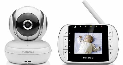 Motorola MBP33S Digitales Video Babyphone