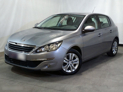 PEUGEOT 308 II 5-doors 2013-onwards 4-pc wind deflectors HEKO Tinted