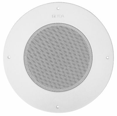 TOA CEILING SPEAKERS, UL Rated. 2 each