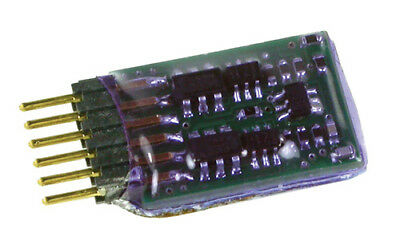 Bachmann 36-558A 6 Pin 0.75amp 2 Function Locomotive DCC Chip Tracked 48 UK Post