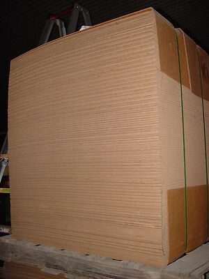 "275 Lb Test Double Wall Corrugated Cardboard Pads 32"" x 47"" - Qty 182 Sheets"