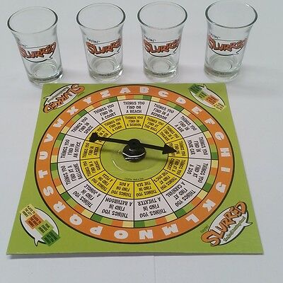 Slurred  - Party Drinking Game