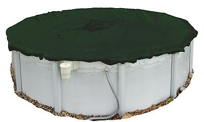 Winter Pool Cover Above Ground 24 Ft Round Arctic Armor 12 Yr Warranty