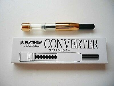 PLATINUM Standard Ink Converter for Fountain Pen Brand New Made in Japan