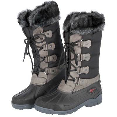 Covalliero Thermo Reitstiefel MONTREAL Winter Stiefel Winterreitstiefel isoliert