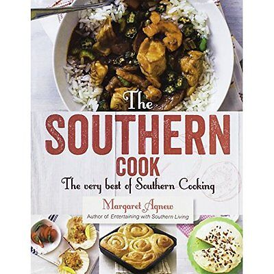 The Southern Cook Book By Margaret Agnew Hardcover Book Brand New